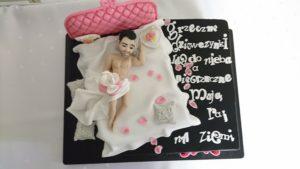 tort urodzinowy Moniki